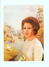 d8280 - A Younger Princess Anne by Parkinson - Royalty postcard