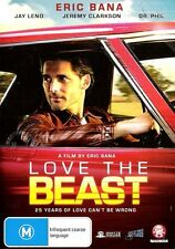 LOVE THE BEAST : NEW DVD