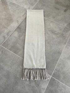 Marks And  Spencer Table Runner Silver