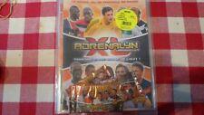 PANINI CLASSEUR FOOTBALL ADRENALYN XL 2011/2012 FRANCE SOUS BLISTER + POCHETTES