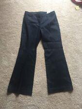 "Talbots Heritage Fit Dark Wash Jeans 14 32"" NWOT"