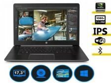 HP ZBook 17 G3, i7-6820HQ, NVIDIA M3000M ,16GB 240GB SSD, FHD, USB-C, GRADE A
