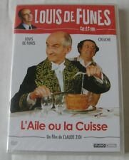DVD L'AILE OU LA CUISSE - Louis DE FUNES / COLUCHE / Julien GUIOMAR - NEUF