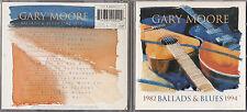 CD 14T GARY MOORE BALLADS & BLUES 1982 - 1994 BEST OF 1994 TBE