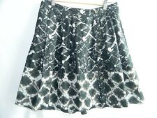 Juniors Thakoon for Target International Border Shibori BlackSkirt Size 5 NWD
