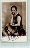 13152751 - Carola Toelle Autogramm AK Filmschauspieler