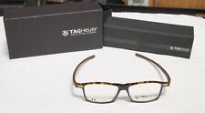 Tag Heuer Reflex TH 3955 003 Brown 53/14/140 Eyeglasses Rx