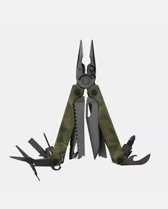 LEATHERMAN CHARGE+ FOREST CAMO ( 19 Tools) - Free Shipping