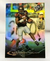 2001 Press Pass Reflectors #R3 MICHAEL VICK /500 Football Rookie Card RC