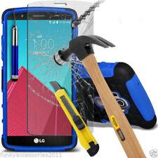 Fundas y carcasas lisos Para Samsung Galaxy S7 color principal azul para teléfonos móviles y PDAs
