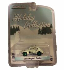 Greenlight 1:64 Holiday Collection Hobby Volkswagen Beetle Green Machine