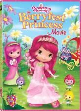 DVD - Animation - Strawberry Shortcake: The Berryfest Princess Movie
