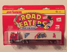 Majorette Road Eaters Hauler Semi Nerds Candy 1992 NOC 600 Series Ho Scale