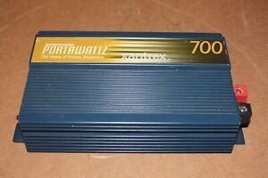 Xantrex PortaWattz 700 Watt Power Inverter 700Watt DC to AC Power