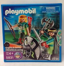 Playmobil  5831Knights and Cannon  - NEW