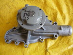 85 Buick Century Oldsmobile Cutlass Ciera Rockhill 58-319 Engine Water Pump
