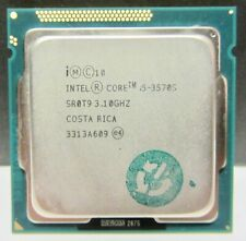 Intel Core i5-3570S Quad-Core 3.10GHz LGA1155 6MB CPU Processor SR0T9