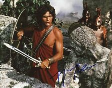 "HARRY HAMLIN Authentic Hand-Signed ""CLASH OF THE TITANS"" 8x10 photo(PROOF)"