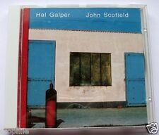 Hal Galper & John Scofield - Ivory Forest, Original Rare 1988 Enja Label Jazz CD