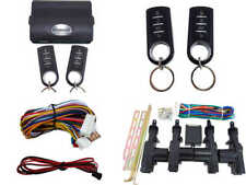 High Quality Car Alarm Remote & Full Set Central Locking Kit 4 Doors (3)