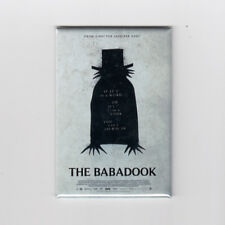 """2/"""" x 3/"""" MOVIE POSTER MAGNET horror print 2014 pop up book toy THE BABADOOK"""