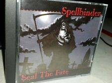 """SPELLBINDER """"Seal the Fate"""" NEW CD like Queensryche Helstsr Lethal 2004"""