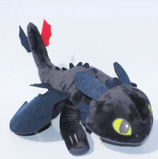 How To Train Your Dragon 2 Night Fury Toothless Plush Kids Soft Stuffed Toy Doll