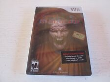 Cursed Mountain -- Limited Edition Steelbook (Nintendo Wii). Brand New. Mint.