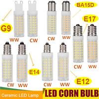 220V 9W LED Corn Bulb Keramik Glühbirne Licht Lampe Leuchte Für Hauptbeleuchtung