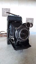 RARE USSR Soviet MOSKVA - 2 Vintage Russian Medium Format Folding Camera 6x9