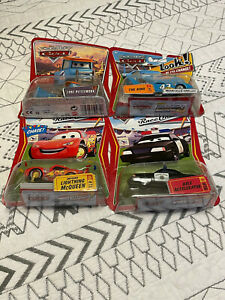 Disney Pixar Cars Race O Rama Impound LMQ (CHASE), Luke Pettlework, King, Accel