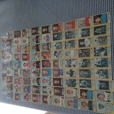 PANII SPRINT 71 LOT 86 VIGNETTES AVEC DOS STICKERS WITH BACK
