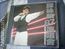 a941981 Alan Tam 1987 Live Concert Made in Korea CD 譚詠麟 832816-2 2406-04