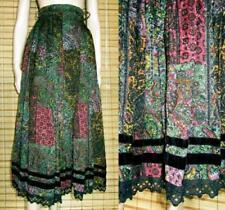 Damen-Trachtenröcke aus Viskose Größe 42