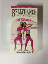 Bellydance Fitness For Beginners - Fat Burning [VHS] 1999
