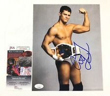 Cody Rhodes Signed 8x10 Photo JSA COA WWE