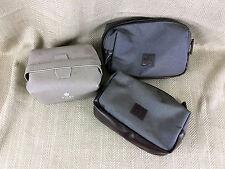 3 British Airways First Class Amenity Bag Bags Anya Hindmarch In Flight EMPTY