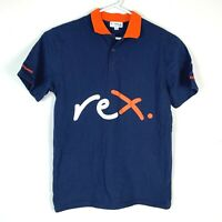 REX. Collection Regional Express Airways Rare Polo Shirt Size Men's Large