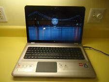 """HP Pavilion dv7-4165dx-17.3"""" AMD Phenom II 2.20GHz-6GB-RAM-500GB-HDD-Blu Ray"""