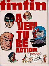 BD Comics Magazine Hebdo Journal Tintin No 29 30e 1975 Aventure Action
