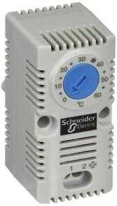 Schneider Electric Thermostat NSYCCOTHO 1S 0-60Grad blau