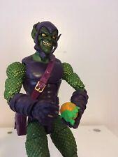 "Marvel Legends Green Goblin 6"" Figure Sandman Baf Series Spiderman Norman Osborn"