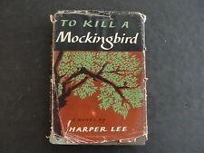 To Kill A Mockingbird by Harper Lee (HC, 1960, 7th Impression)