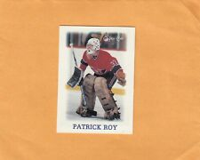 PATRICK ROY NO:33 in  O PEE CHEE MINI  1988-89 NEAR MINT   LOT 76