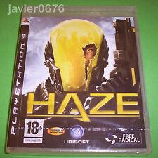 HAZE NUEVO Y PRECINTADO PAL ESPAÑA PLAYSTATION 3