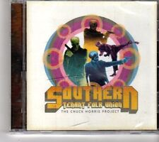 (FH285) Southern Tenant Falk Unian, The Chuck Norris Project - 2015 sealed CD