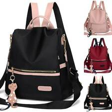 Women's Anti-Theft Backpack Rucksack Handbags School Travel Fashion Shoulder Bag