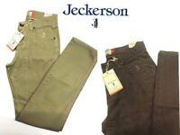 JECKERSON Uomo Pantalone Jenas , Mod. CON TOPPA , 165 LISTINO, JHONNY - SALDI