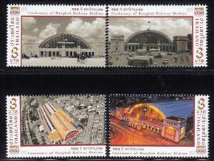 THAILAND-2016-CENTENARY of BANGKOK RAILWAY STATION