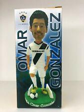 MLS LA Galaxy Omar Gonzalez Bobblehead NEW